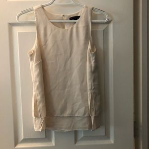 Banana Republic • Cream Dressy Tank